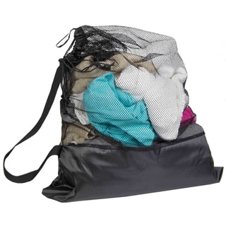Mesh Laundry Bag with Handle