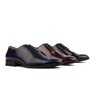 UV Signature Men's Wholecut Oxford Dress Shoes