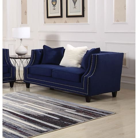 Best Master Furniture Hampstead Loveseat