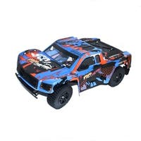 ALEKO 2WD RC 2.4GHz LiPo Powered Brushless Off-Road Truck 1/12 Scale