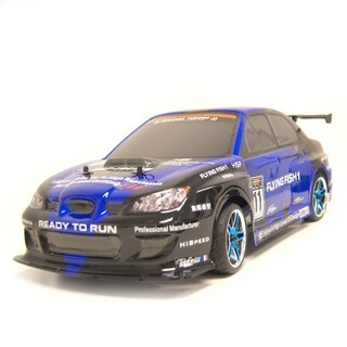 ALEKO 4WD RC 2.4Ghz LiPo Powered Brushless On-Road Touring Car (2 options available)