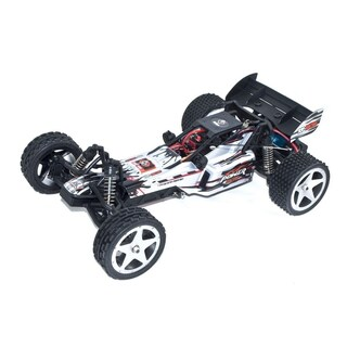 ALEKO 2WD RC 2.4GHz LiPo Powered Brushless Off-Road Buggy 1/12 Scale (Option: White)