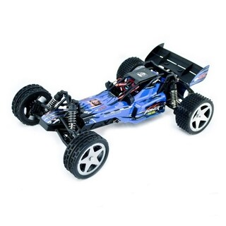 ALEKO 2WD RC 2.4GHz LiPo Powered Brushless Off-Road Buggy 1/12 Scale