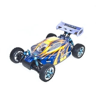 ALEKO 4WD RC 2.4Ghz LiPo Powered Brushless Off-Road Buggy 1/10 Scale