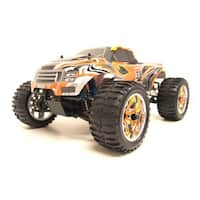 ALEKO 4WD RC 2.4Ghz LiPo Powered Brushless Monster Truck 1/10 Scale