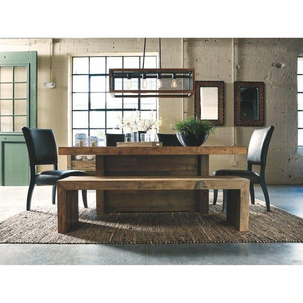 Shop Sommerford Dining Room Bench - N/A - Free Shipping ...