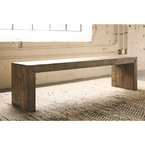 Shop Sommerford Dining Room Bench N A Free Shipping