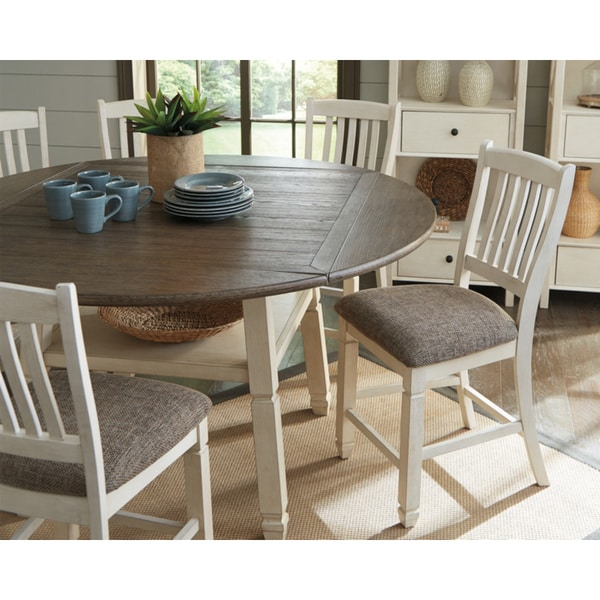 Bolanburg Dining Room Table - 64 X 64. Opens flyout.