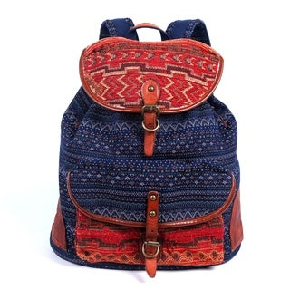 TSD Brand Tribal Secret Backpack