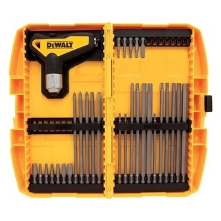 DeWalt T-Handle Metric Hex Key Set 31 pc.