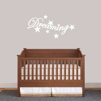 Dreaming Wall Decal