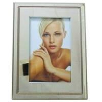 "Elegance Stepped Photo Frame 4 x 6"""