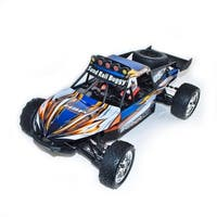 ALEKO 4WD RC 2.4Ghz LiPo Powered Blue Off-Road Buggy 1/10 Scale
