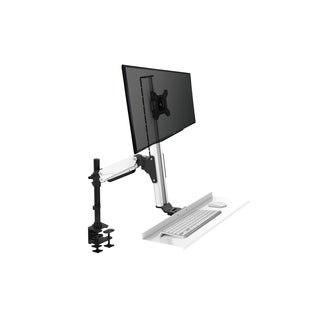 Rocelco Ergonomic Sit-to-Stand Workstation