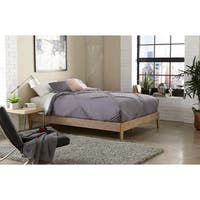 Simple Living Match Queen Platform Bed