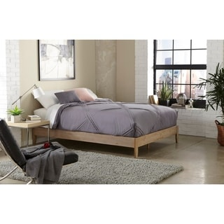 Link to Simple Living Match Queen Platform Bed Similar Items in Bedroom Furniture