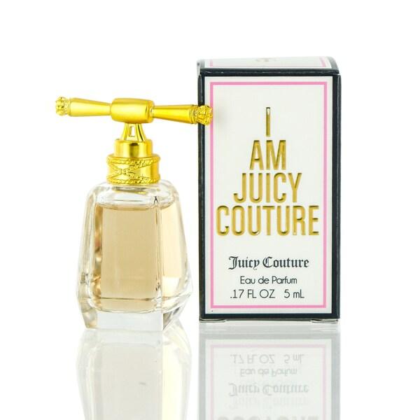 Juicy Couture I Am Juicy Couture 0.17-ounce Eau de Parfum Mini