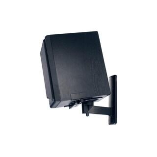 Rocelco Ultragrip Pro Speaker Mount Set of 2 - Black
