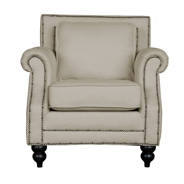 Shop Traditional Upholstered Accent Chair Free Shipping Today