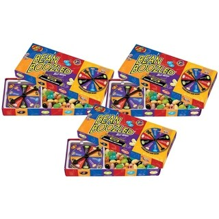 Jelly Belly BeanBoozled Jelly Beans Spinner Gift Box - 3.5 Ounce - 3 Pack