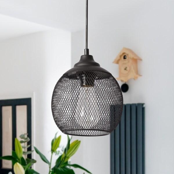 1-Light Inverted Mini Pendant