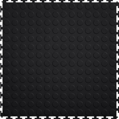 Mats Inc. Protection Garage Interlocking Floor Tiles, Coin, 8 Pack