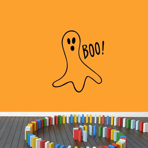 Ghost Wall Decals Wall Stickers