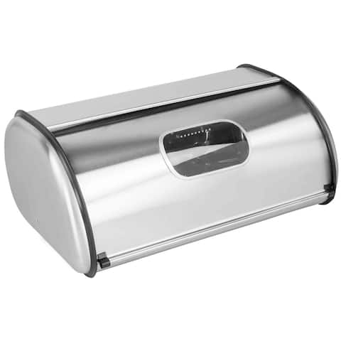 Sweet Home Collection Bread Box with Window