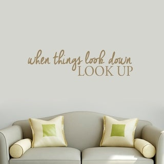 Look Up Wall Decals