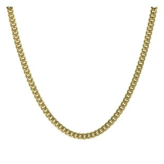SOLID 14K Yellow Gold 26 Inch Miami Cuban Link Chain 6 MM , 76.89 Grams