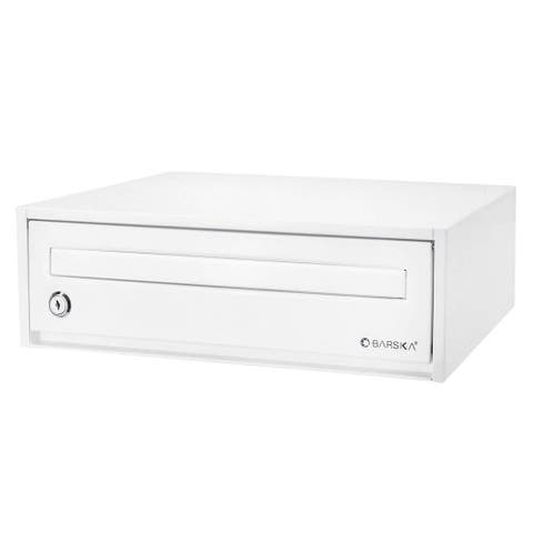 Barska Desktop Drop Box with Key Lock