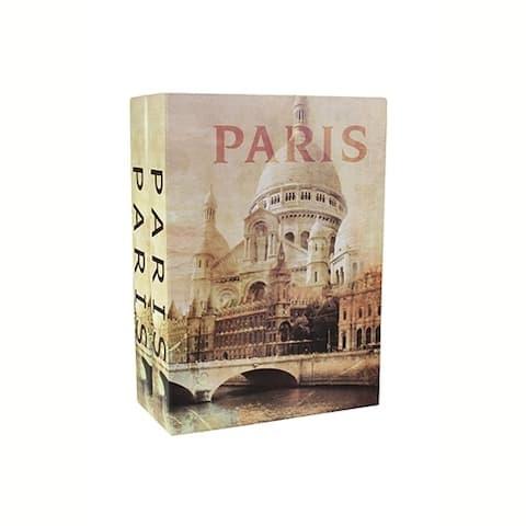 Barska Paris Paris Dual Book Lock Box - N/A