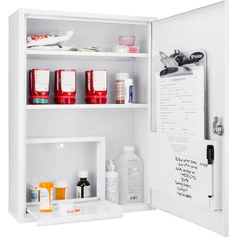 Barska Large Medical Cabinet - N/A