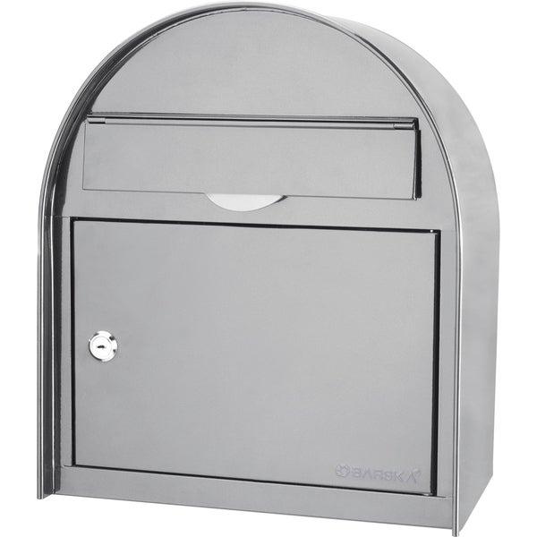 Barska Locking Wall Mount Mailbox (Large)