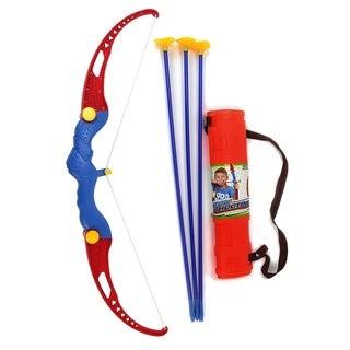 Suction Dart Fire Bow Archery Toy Bow & Arrow