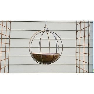 Medium Hanging Globe Planter