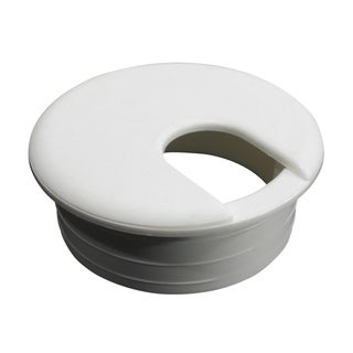 "25 Pack Rok Hardware Round Grommet, 3"" (76mm) Diameter, Gray"
