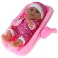 My Little Baby Realistic Baby Toy Doll In Rocker