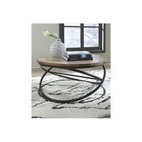 Signature Design by Ashley, Charliburi Contemporary Coffee Table