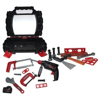Play Tool On The Go Toy Tool Set