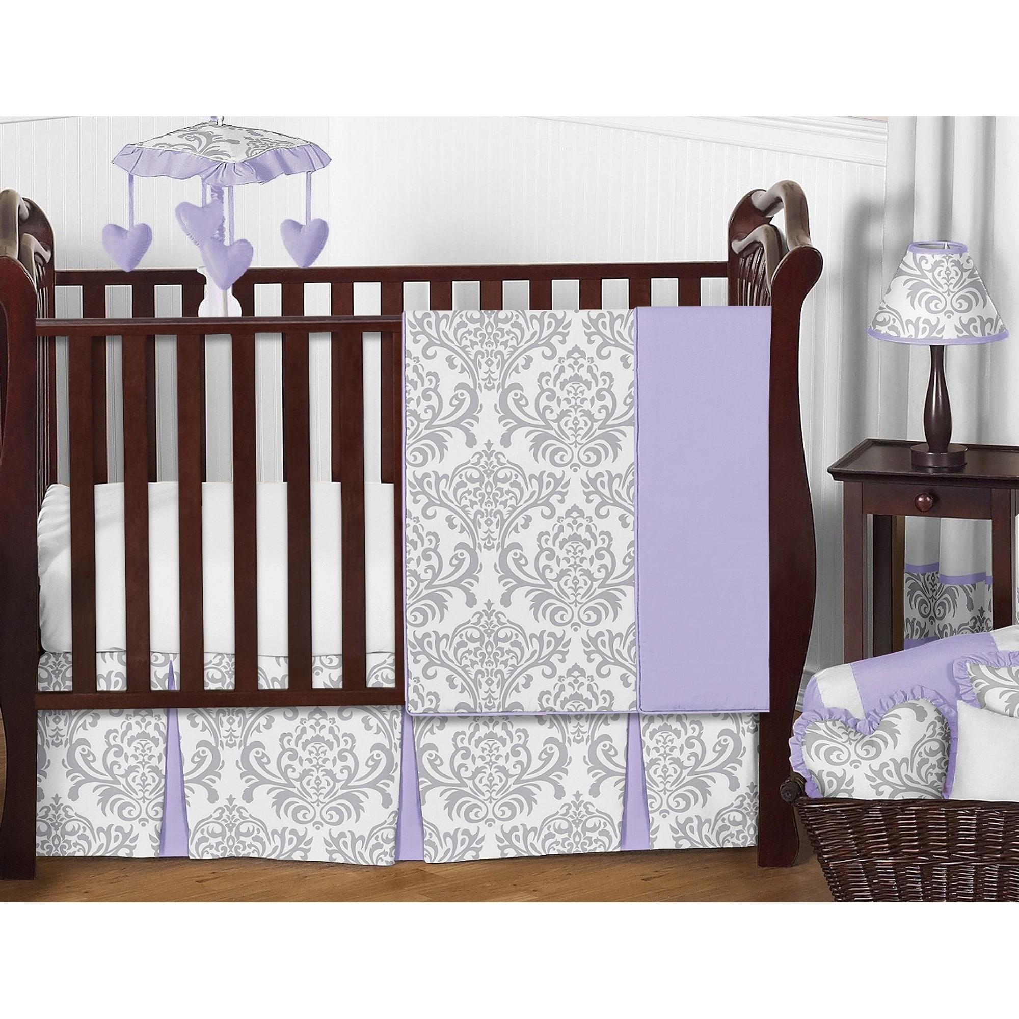 Sweet Jojo Designs Lavender Purple