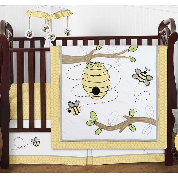 Shop Sweet Jojo Designs Honey Bumble Bee 4 Piece