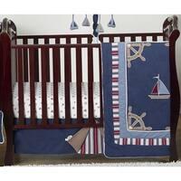 Shop Sweet Jojo Designs Come Sail Away 9 Piece Crib