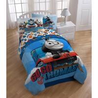 Thomas Go Go Reversible Twin Comforter