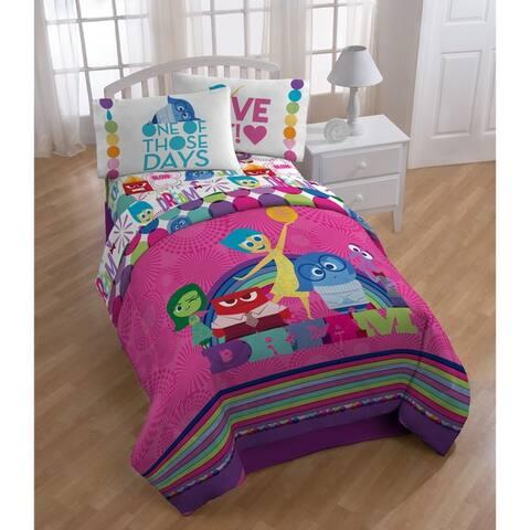 Disney/Pixar Inside Out Dream Reversible Twin Comforter