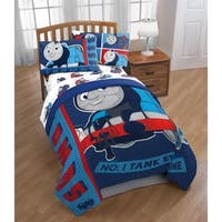 Thomas Hot Rod Reversible Twin Comforter