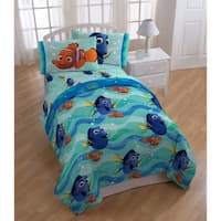 Disney/Pixar Finding Dory Splashy Twin Reversible Comforter