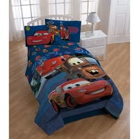 Disney Cars Hometown Reversible Twin Comforter