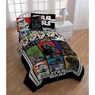 Star Wars Classic Reversible Oversize Twin Comforter