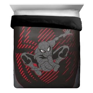 Marvel Spiderman Elite Reversible Full/Queen Comforter